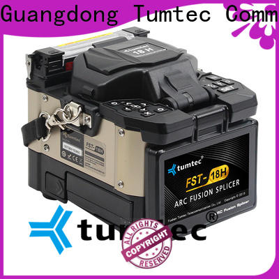 stable splicing machine price v9 mini from China for telecommunications