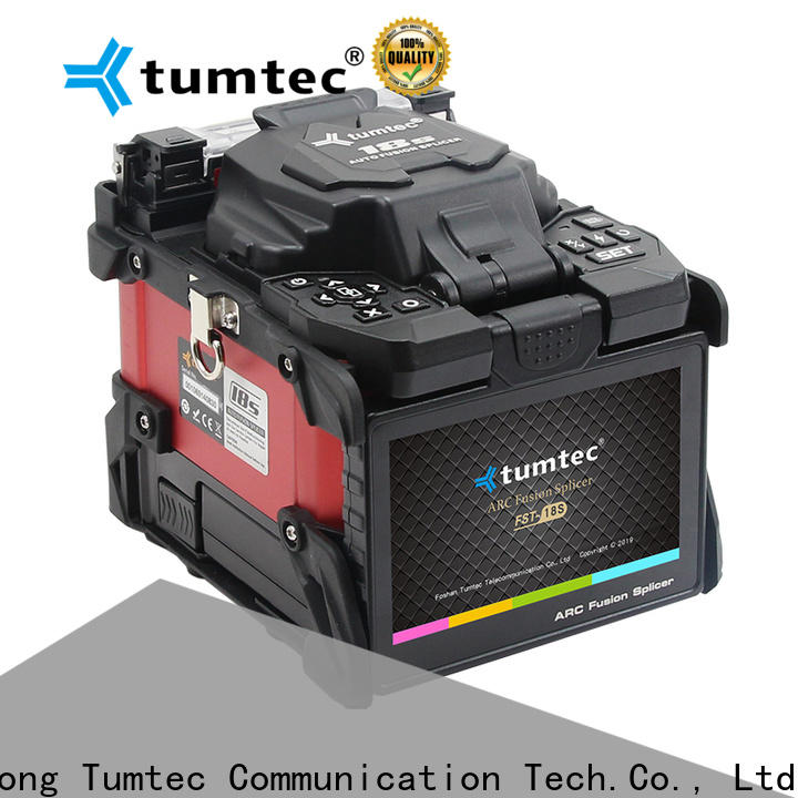 Tumtec professional splicing machine price in india with good price on sale