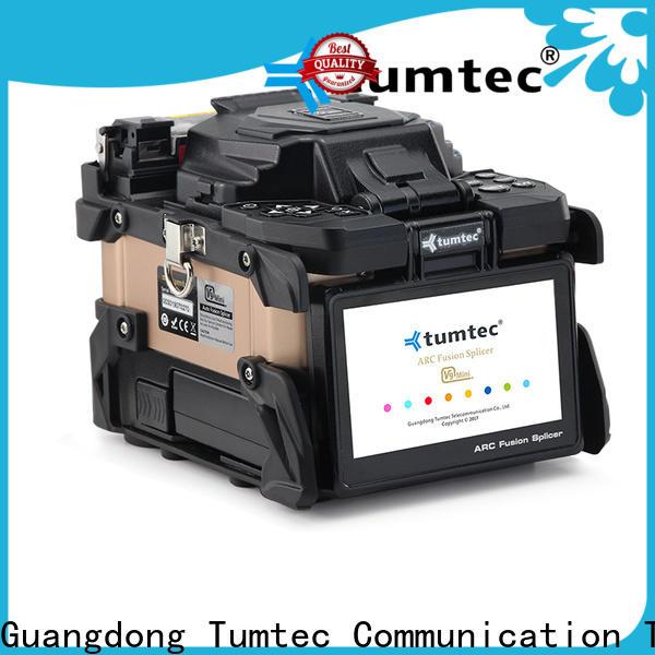 Tumtec fst18s fiber optic splicing machine price in uae inquire now for outdoor environment