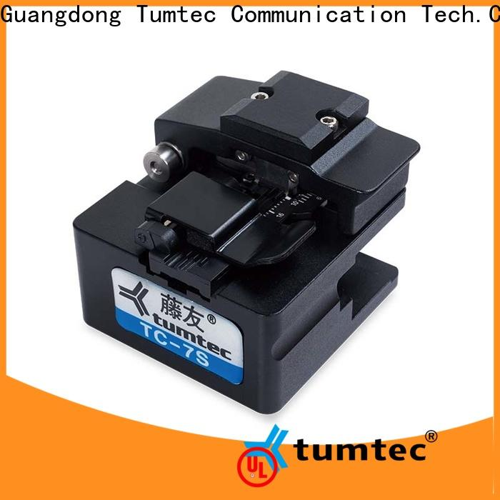 Tumtec tcf8 fiber optic mirror supply for fiber optic field