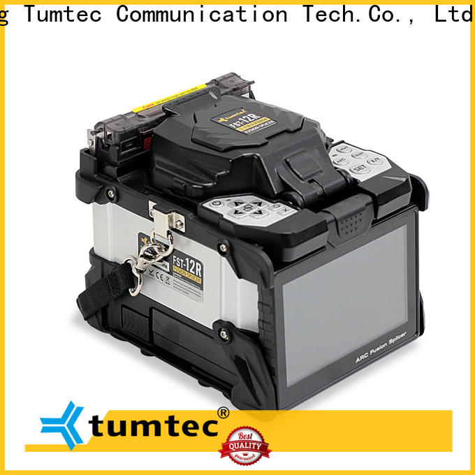 Tumtec tumtec fiber optic jointer series for fiber optic solution bulk production