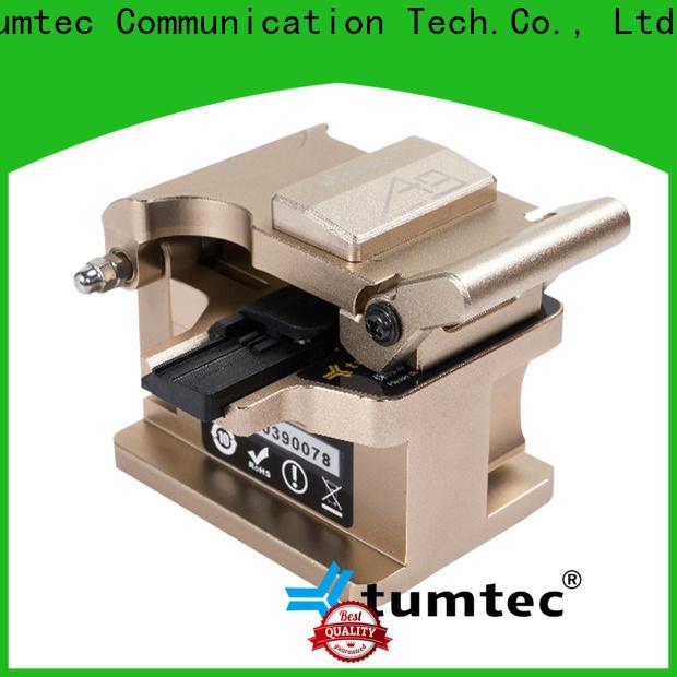 Tumtec tumtec precision fiber cleaver for business for telecommunications