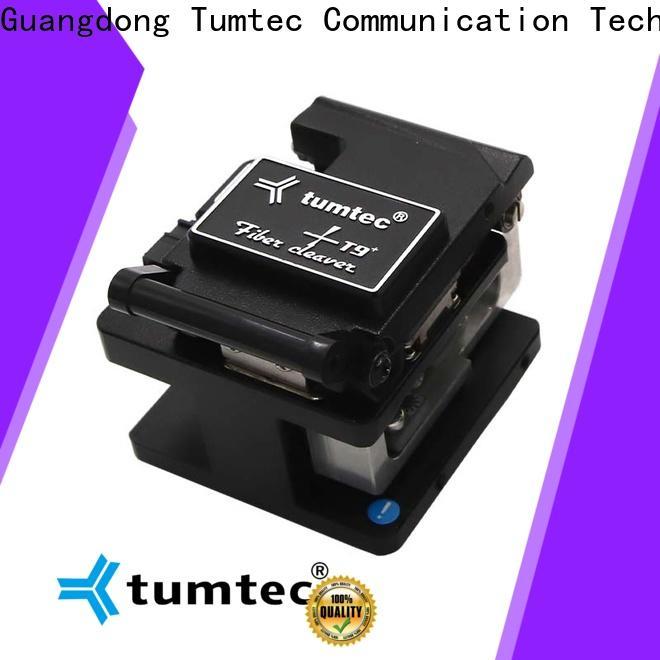 Tumtec lightweight power over fiber optic series for fiber optic field