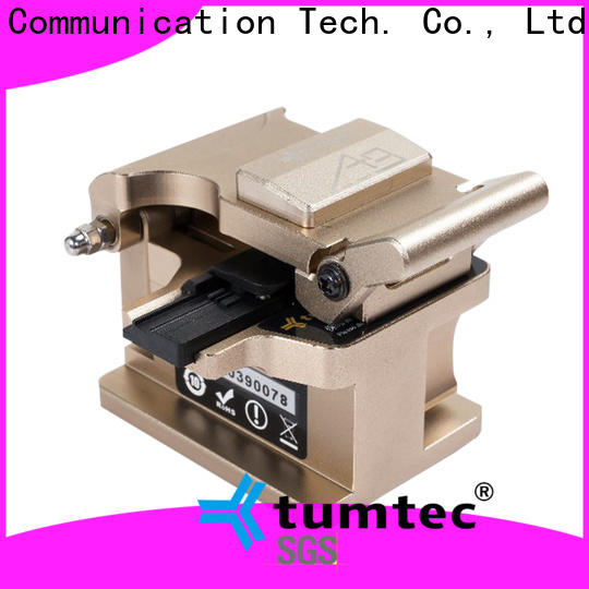Tumtec fiber cleaver price in india from China for fiber optic solution
