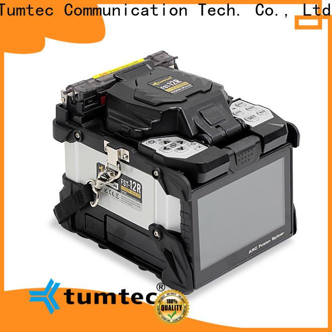 Tumtec high quality fiber splicing van design bulk buy