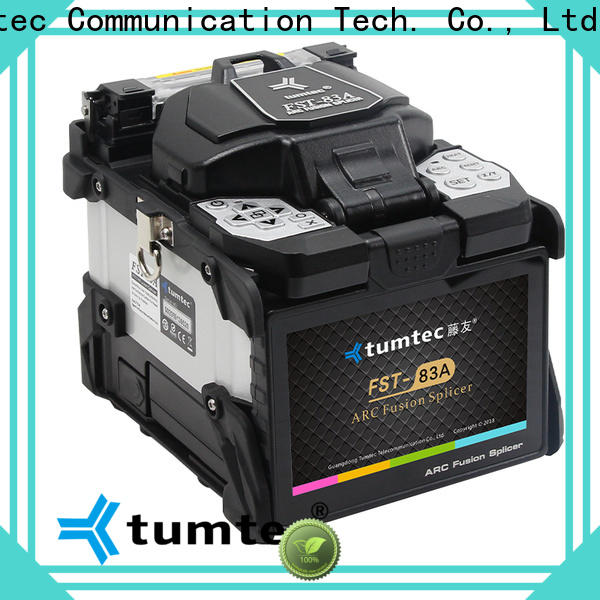 Tumtec four motors fiber optic fusion wholesale for sale