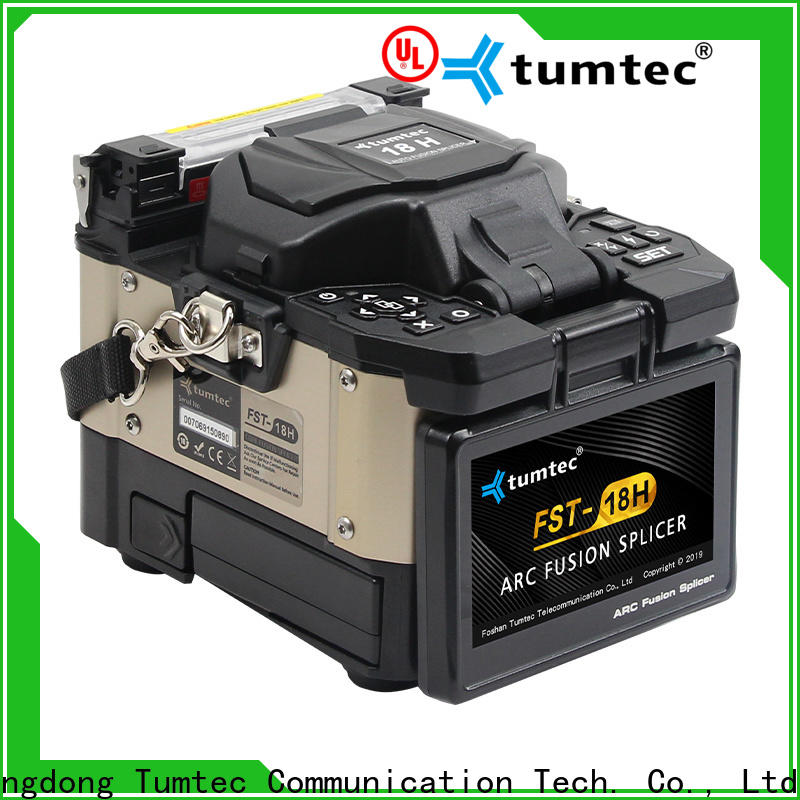 high quality optical fiber splicing machine fst18s wholesale bulk buy