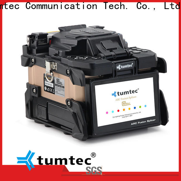 Tumtec effective fiber splicing van best supplier bulk buy