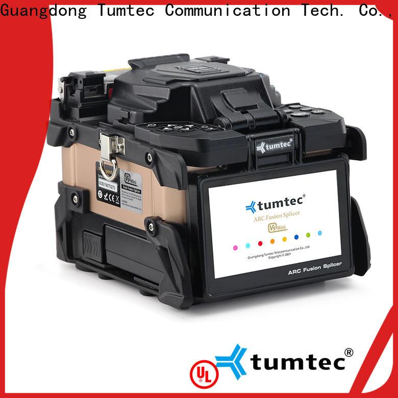 Tumtec oem odm fiber splicing meaning supply on sale