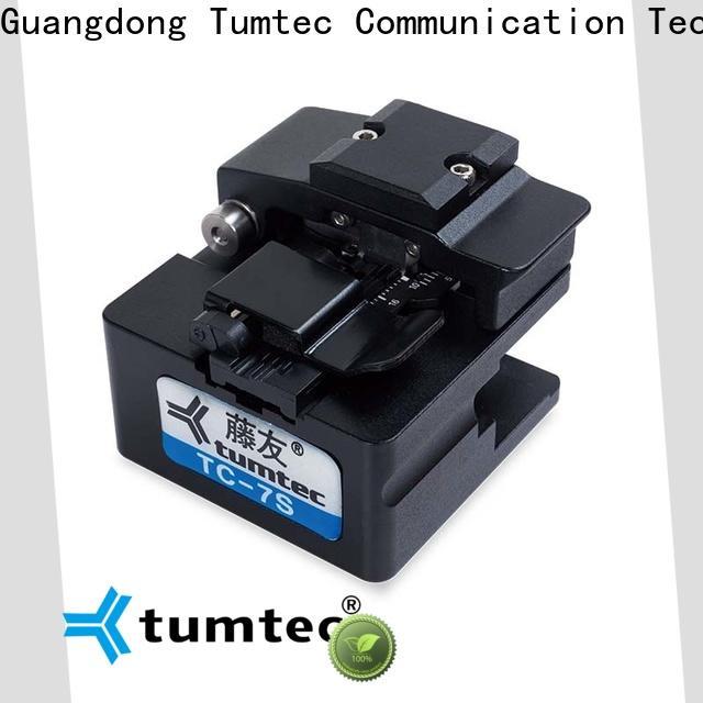 Tumtec certificated corning fiber cleaver customized bulk buy