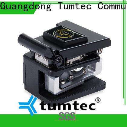 Tumtec professional fiber optic splicing technician supplier for fiber optic field