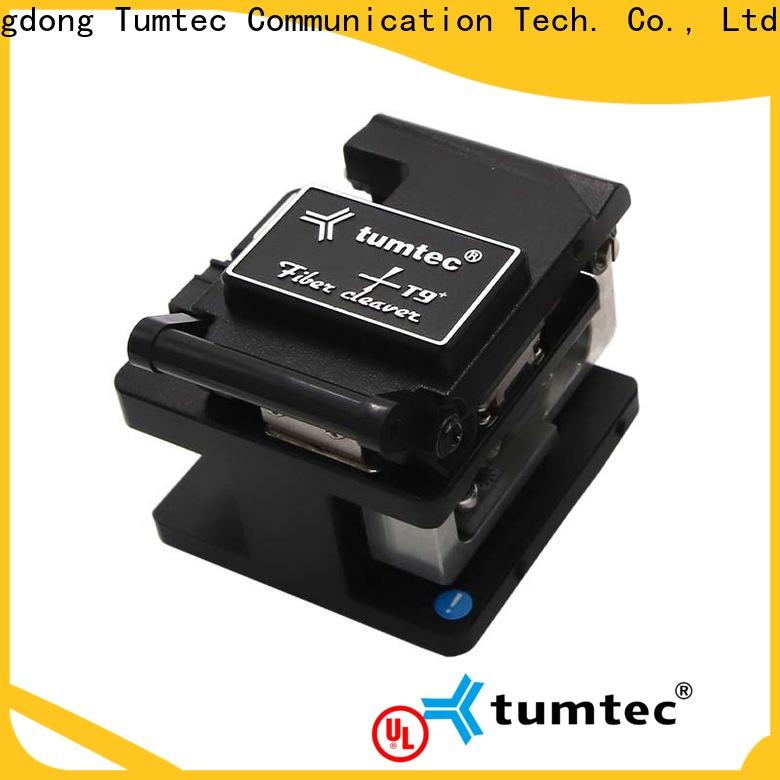 Tumtec fiber corning fiber cleaver manufacturer bulk production
