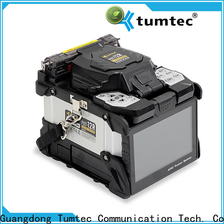 Tumtec effective splicing fiber optic cable best manufacturer for fiber optic solution bulk production