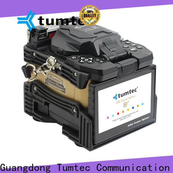 Tumtec cheap fiber optic cable splicing procedure design for outdoor environment