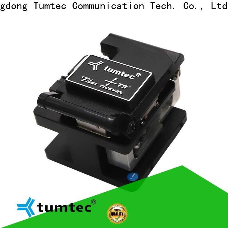 Tumtec fiber high precision fiber cleaver factory bulk production