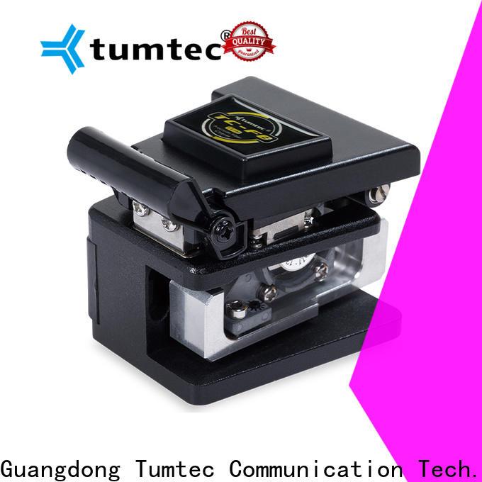 Tumtec fiber optic equipment for business for fiber optic field