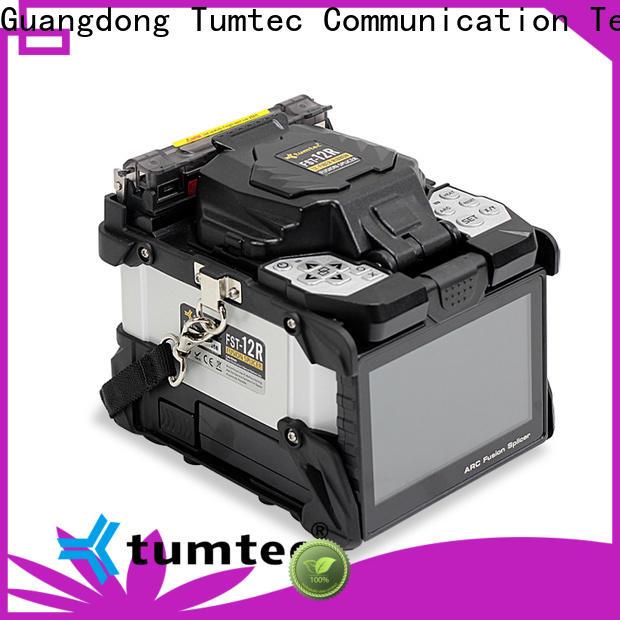 Tumtec equipment fiber splicing equipment manufacturer for sale