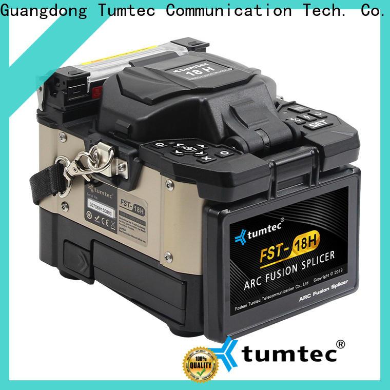 Tumtec tumtec fiber splicing tool kit company for fiber optic solution bulk production