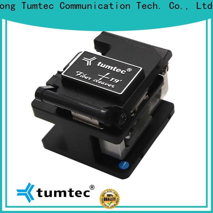 Tumtec tc6s fiber optic pipe manufacturers for fiber optic field