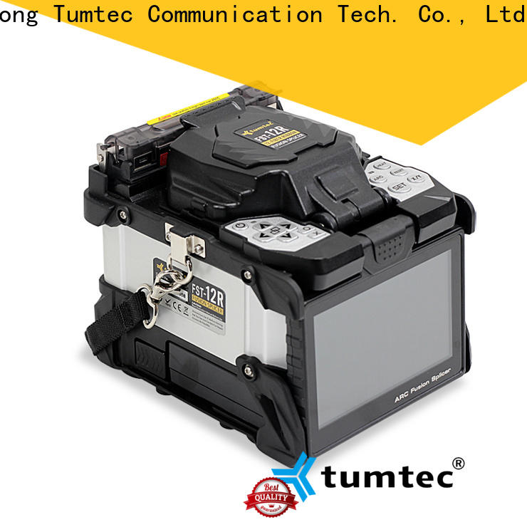 Tumtec effective fiber splicing equipment wholesale on sale