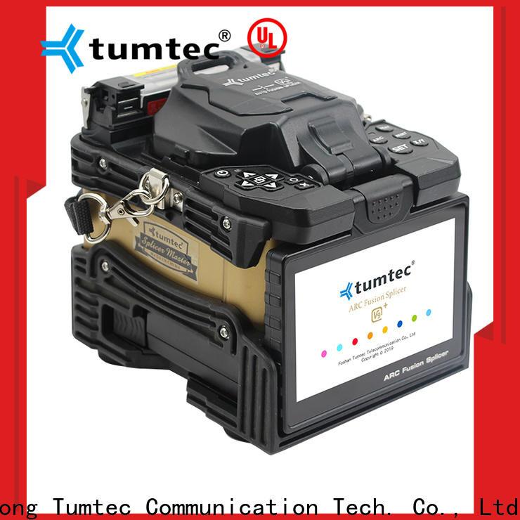 Tumtec tumtec mechanical splicing vs fusion splicing supplier for sale