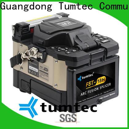 Tumtec worldwide fiber splicing table inquire now for fiber optic solution bulk production