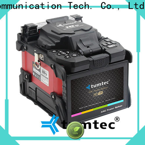 Tumtec long distance fiber optic jointer machine from China on sale