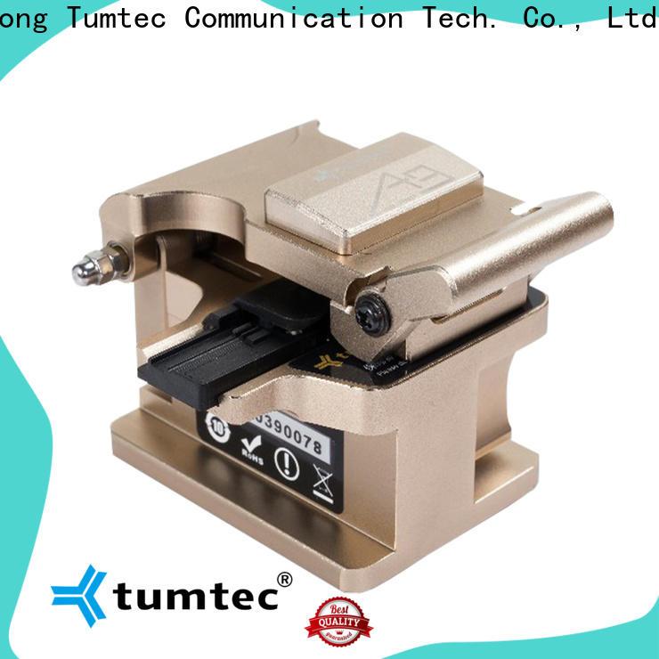 Tumtec quality fiber optic equipment best manufacturer for fiber optic solution