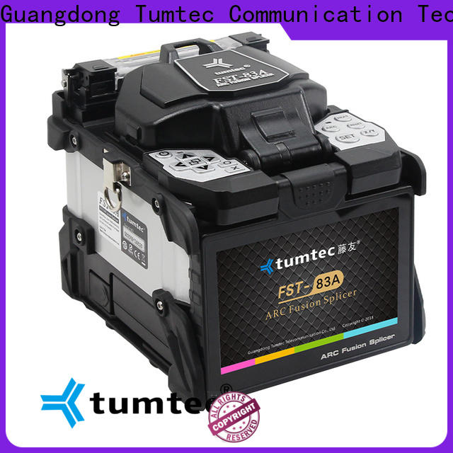Tumtec oem odm splicing kit wholesale for fiber optic solution bulk production