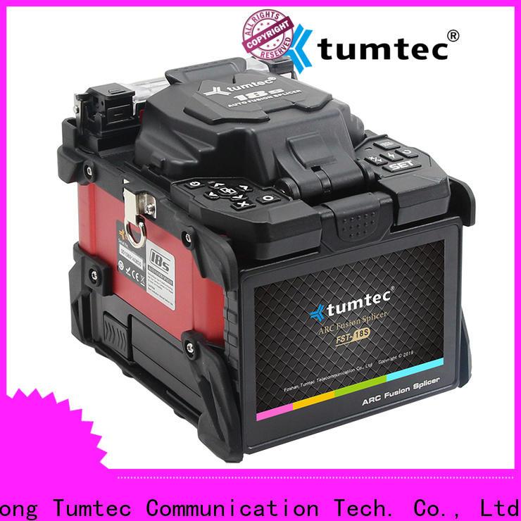 Tumtec hot-sale Optical Fiber Splicing Machine inquire now on sale