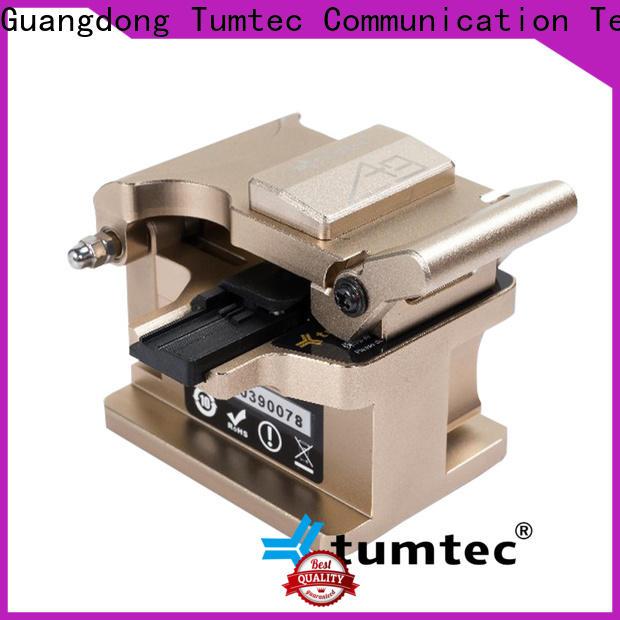 Tumtec precision fiber optic fashion factory for telecommunications