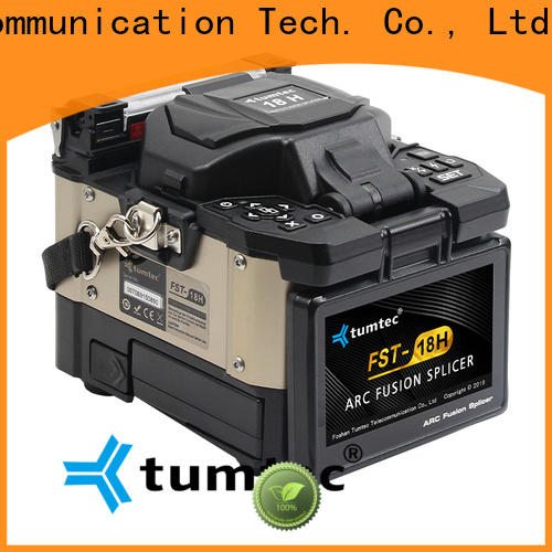 worldwide fiber optic splicing machine for sale four motors personalized bulk buy