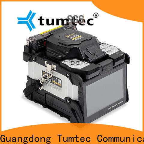 Tumtec oem odm fiber fusion machine supply on sale