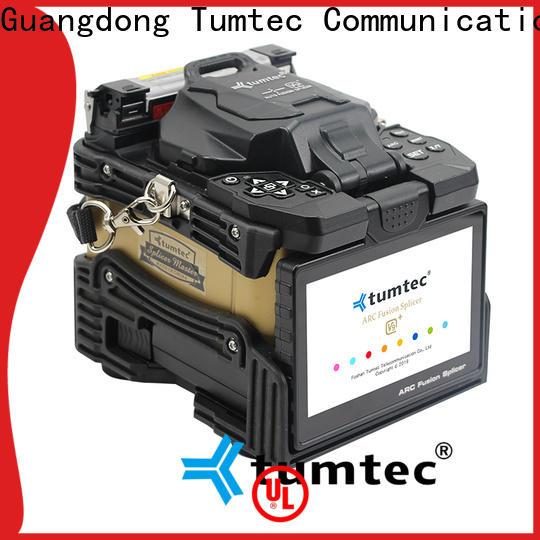 Tumtec effective fiber cleaver manufacturer for telecommunications