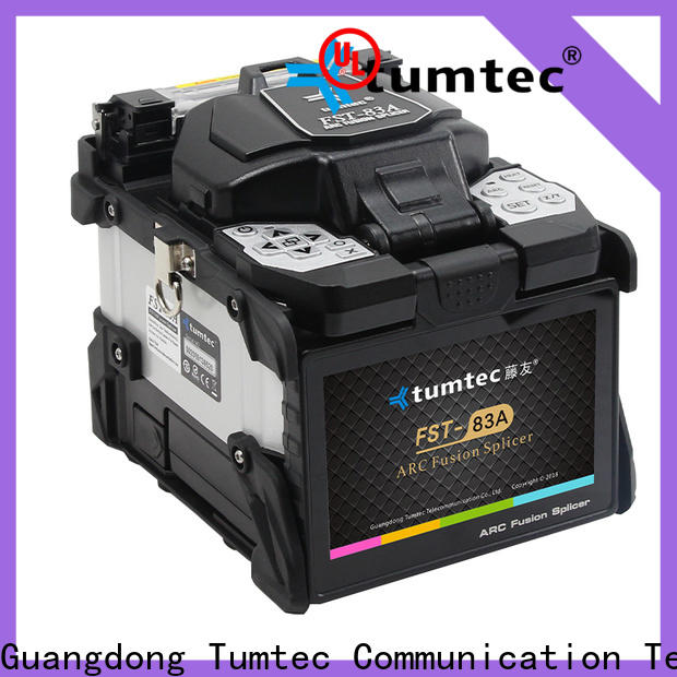 Tumtec oem odm fiber optic fusion splicing jobs factory directly sale for fiber optic solution bulk production
