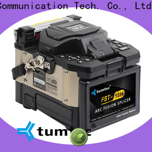 Tumtec effective fiber optic splicing jobs reputable manufacturer directly sale for telecommunications