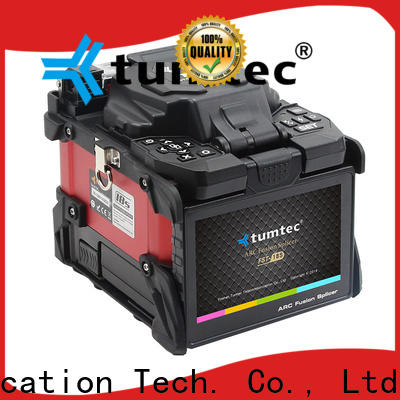 Tumtec high quality fiber optic splicing tool kit inquire now for outdoor environment