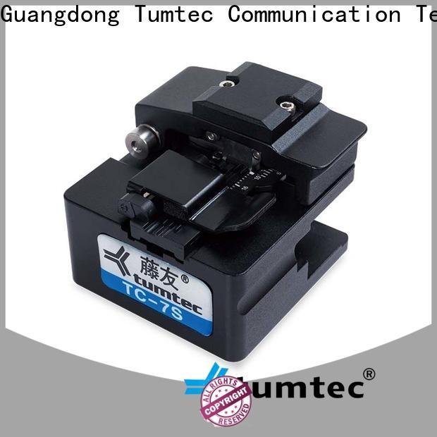 Tumtec excellent optical fiber cleaver price on sale