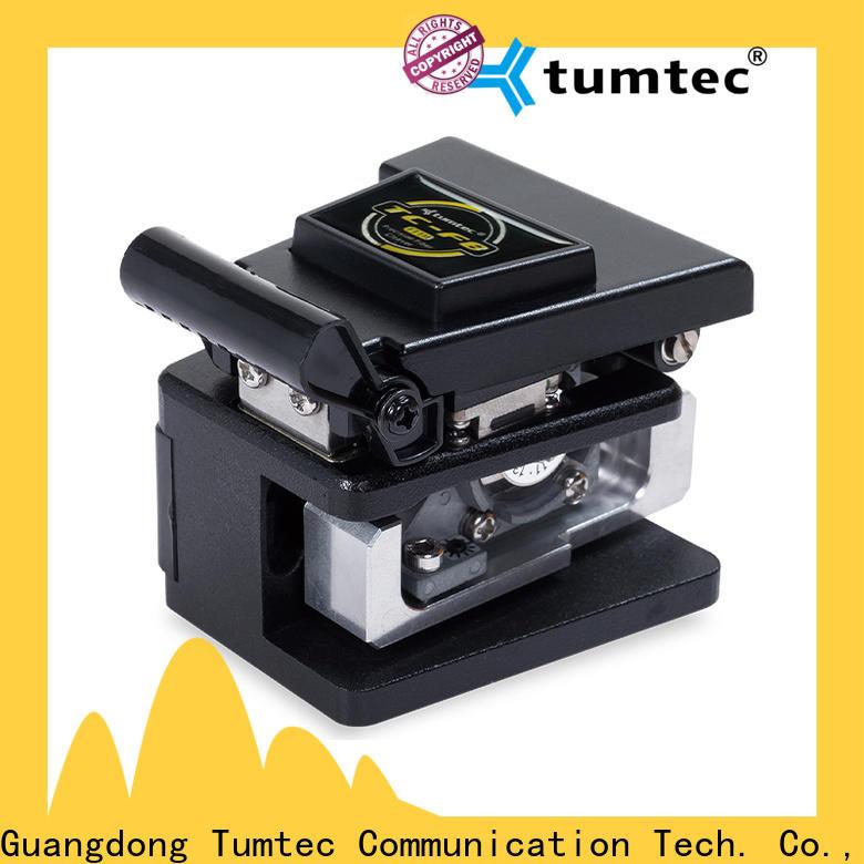 Tumtec high efficiency fiber optic equipment company for fiber optic solution