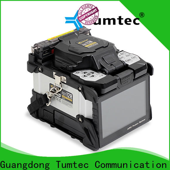 Tumtec worldwide fiber optic fusion from China for outdoor environment