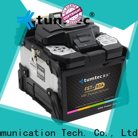 Tumtec 83a splicing machine manufacturer india company for telecommunications
