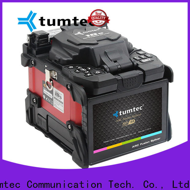 Tumtec worldwide fiber cable splicing factory direct supply on sale