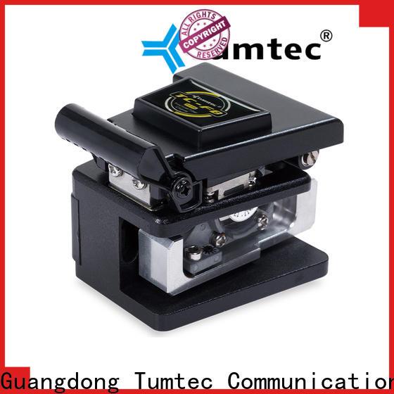 Tumtec reliable fiber optic splicing tools inquire now for fiber optic solution