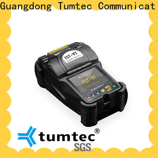 Tumtec worldwide splicing machine price in bangladesh for business for fiber optic solution bulk production