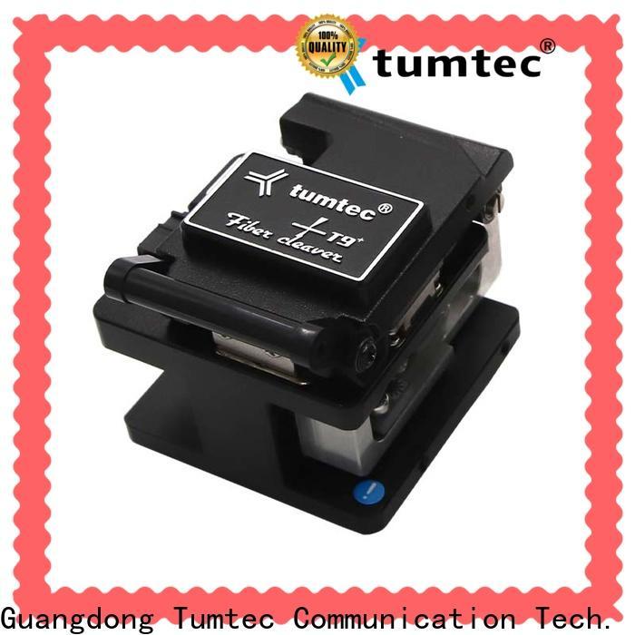 Tumtec practical optical fiber cleaver inquire now bulk production