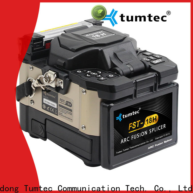 Tumtec v9 tumtec design for fiber optic solution bulk production