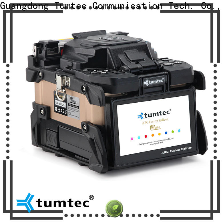 Tumtec professional fiber optic splicing contractors reputable manufacturer directly sale for fiber optic solution bulk production