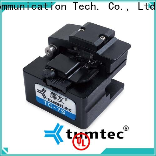 Tumtec professional fiber optic cable cleaver suppliers bulk buy