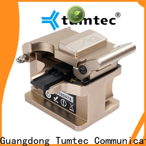 Tumtec efficient fiber optic splicing with good price for sale