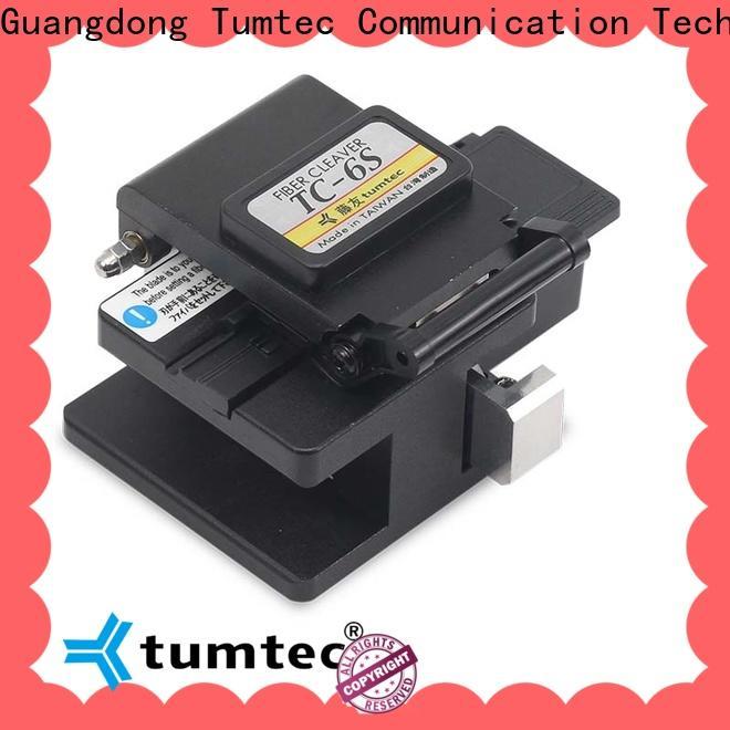 Tumtec tc6s step index optical fibre with good price for fiber optic field
